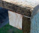 cold frame design angle support