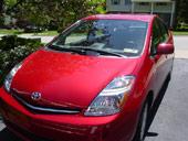 hybrid car definition - the Toyota Prius