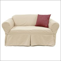 Sofa And Loveseat Slipcovers Can Be A Green Way To