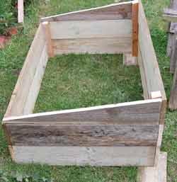 wooden cold frame design