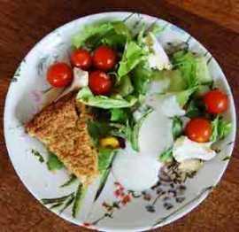 falafel salad