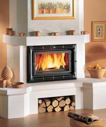 Cheap log burner