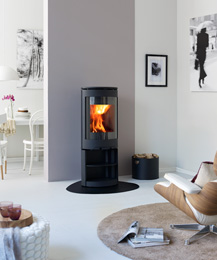 Jotul wood burning stoves are well regarded