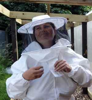 community beekeeper