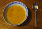 cheap-healthy-recipes - carrot soup