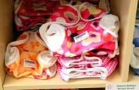 Nature babies nappy wraps