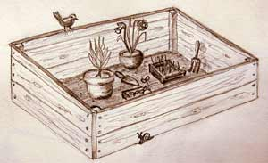 An easy cold frame design