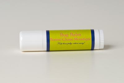 Bug balm (also comes in a spray)