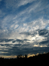 global-warming-cause-and-effect - a stormy sky over East Anglia