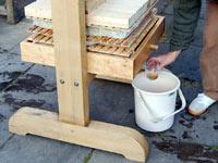 apple press at work