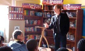 children and energy saving - with actor Matthew Modine