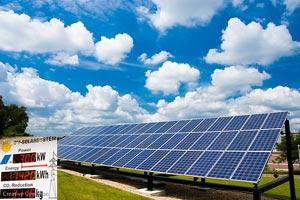 experimental solar panels